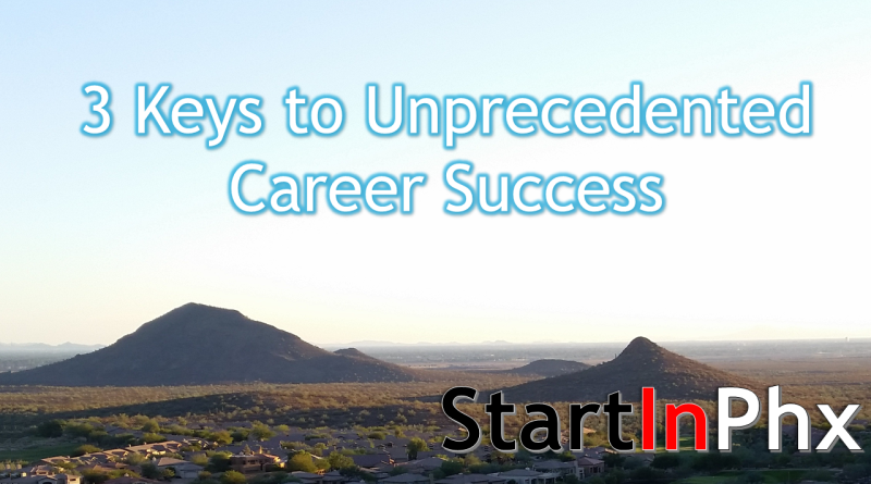career success professional development