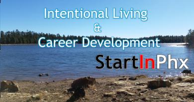 intentional living professional development