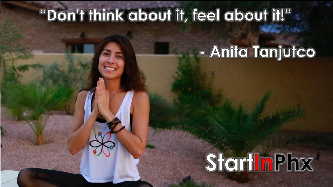 Anita Tanjutco Career Success