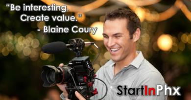 Blaine Coury Career Success