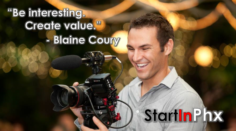 Blaine Coury Career Success