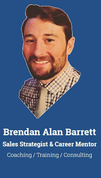 Sales Coach Brendan Alan Barrett