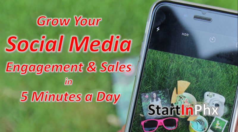 Social Media Engagement Selling