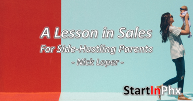 learn sales for side business