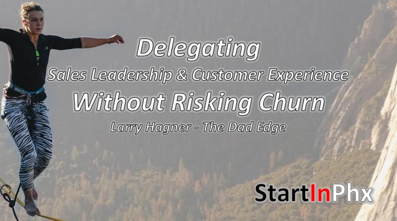 delegate sales leadership