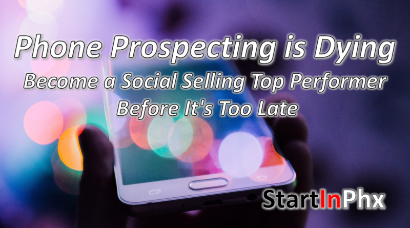 Sales Prospecting Social Selling