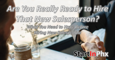 hiring salespeople
